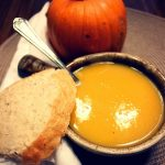 Butternut Squash and Apple Harvest Soup