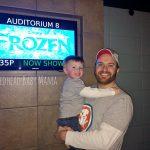Red's First Movie: Disney's Frozen