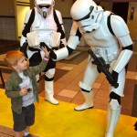 The Time We Met a Real Stormtrooper! #StarWarsRebels