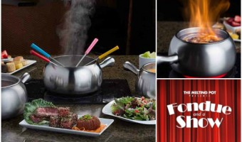 Melting Pot Atlanta Dinner & Fox Theatre Nutcracker Show Package