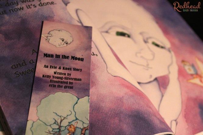 Man in the Moon Children's Book