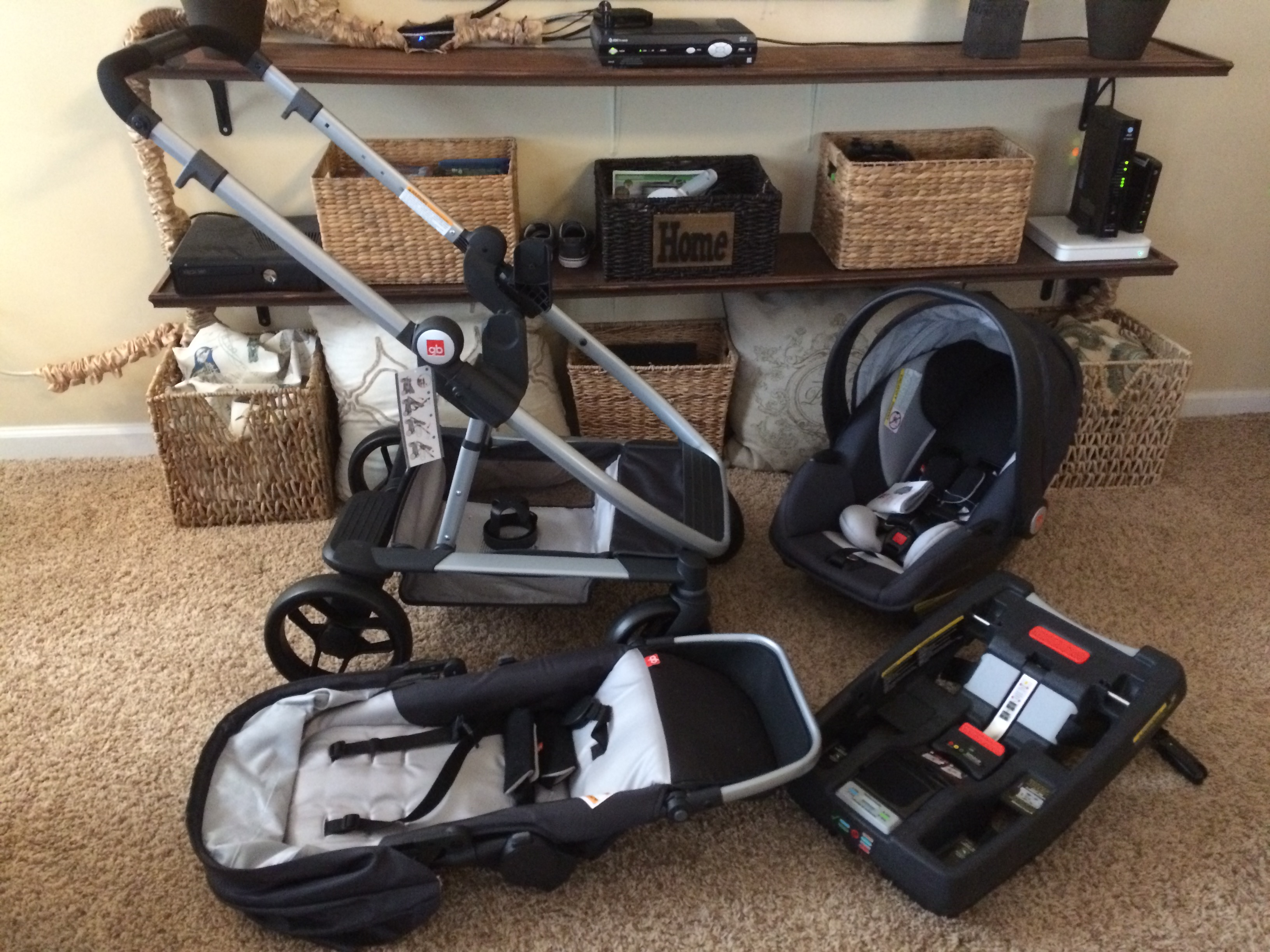Evoq Travel System and Stroller Review - Redhead Baby Mama ...