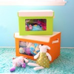 How to Make Personalized Kids' Storage Cubbies