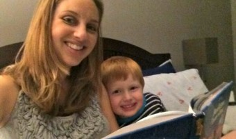 Mommy and Me Reading