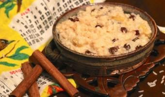 Quick and Easy Swedish Rice Porridge