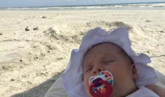 Mommy & Me: Beach time!
