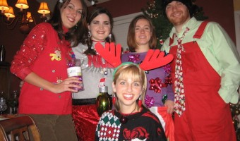 6 Things to Wear to a Tacky Christmas Party