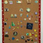 Disney Trading Pin Display Board