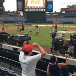 Kids Run the Bases at Turner Field