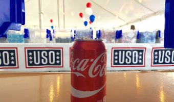 Care for Our Military: Coca-Cola & USO