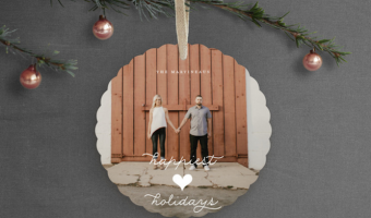 Top Trends in Holiday Cards for 2016