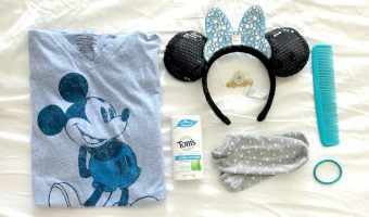 Stay Fresh in Theme Parks with Tom's of Maine
