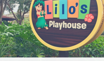 A Look Inside Lilo's Playhouse: Disney's Childcare