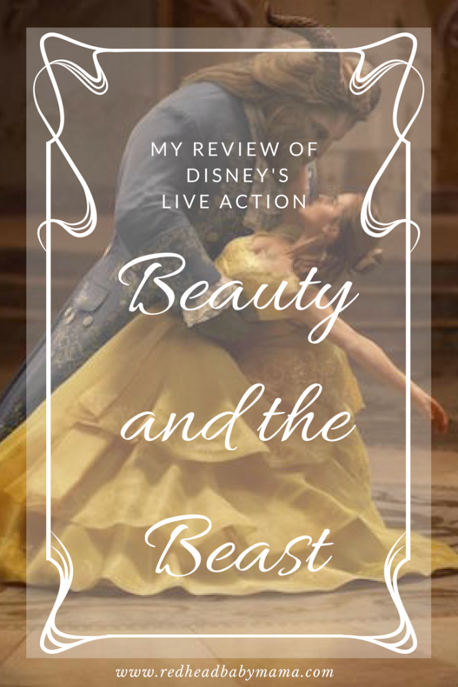 My full review of Disney's live-action Beauty and the Beast