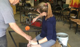 Date Night Idea: Glassblowing