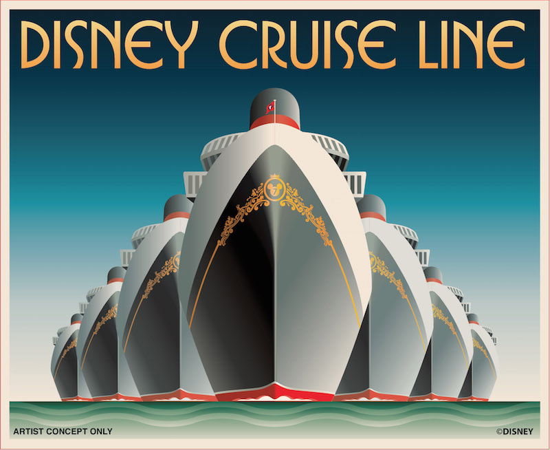 Disney Cruise Line announces 6th and 7th ships during Walt Disney Parks Panel at D23