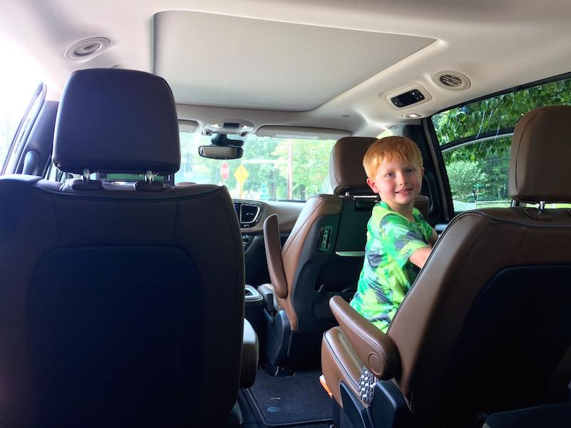 KBB's Best in Class Chrysler Pacifica for Family Car