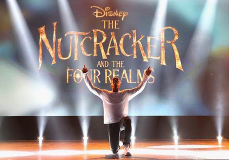 Live Action Disney Movies debuted in the news at D23, like The Nutcracker and the Four Realms. Dancer Lil Buck performed a modern pop lock to the classic music.