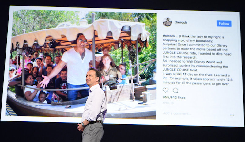 Disney's Live-Action Jungle Cruise Starring The Rock is coming soon!