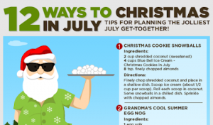 Christmas In July: I'm an Xmas Nut