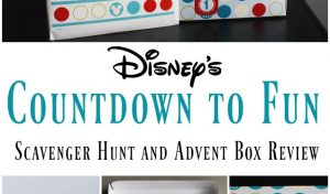 Disney's Countdown to Fun Vacation Surprise