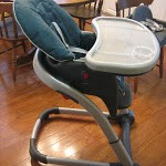Review: Graco Blossom 4-in-1 Seating System High Chair