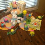Mommy & Me Monday: Red's First Easter