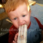 Mommy and Me Monday: Popsicles
