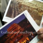 Red's Postcard from China & Stolen Photo Update