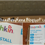 Review in Babyproofing: Munchkin Quick Install Gate