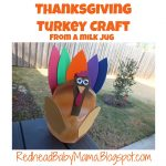 A Thanksgiving Turkey Craft
