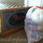 Organizing 2013: Week 1; Toy Box