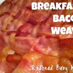 Epic Breakfast Bacon Weave