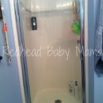 Organizing 2013: Replacing the Stall Shower Door