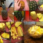 Pineapple Prep – cut your own fruit at home