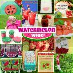 Watermelon Week: Thursday
