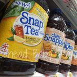 Thirsty? Try a Snapple #SnapTea!