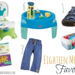 Eighteen Month Favorites for Baby