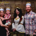 Red's First Trip to Medieval Times