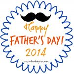 Happy Fathers Day! 2014