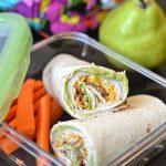 Easy Lunchbox Turkey-Bacon Rollups