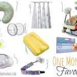 Favorites for Baby's First Month (Registry List)