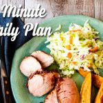 eMeals' NEW 30 Minute Meal Plan & Discount