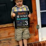 Red's First Day of Pre-school