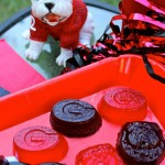 Get your Game Day Food on with #TeamJello University Molds! #shop