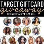 A Lovely Target Giftcard Giveaway