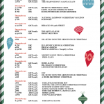 2014 Holiday Specials Television Schedule