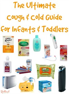Ultimate Cough Cold Guide Babies Todders Infants