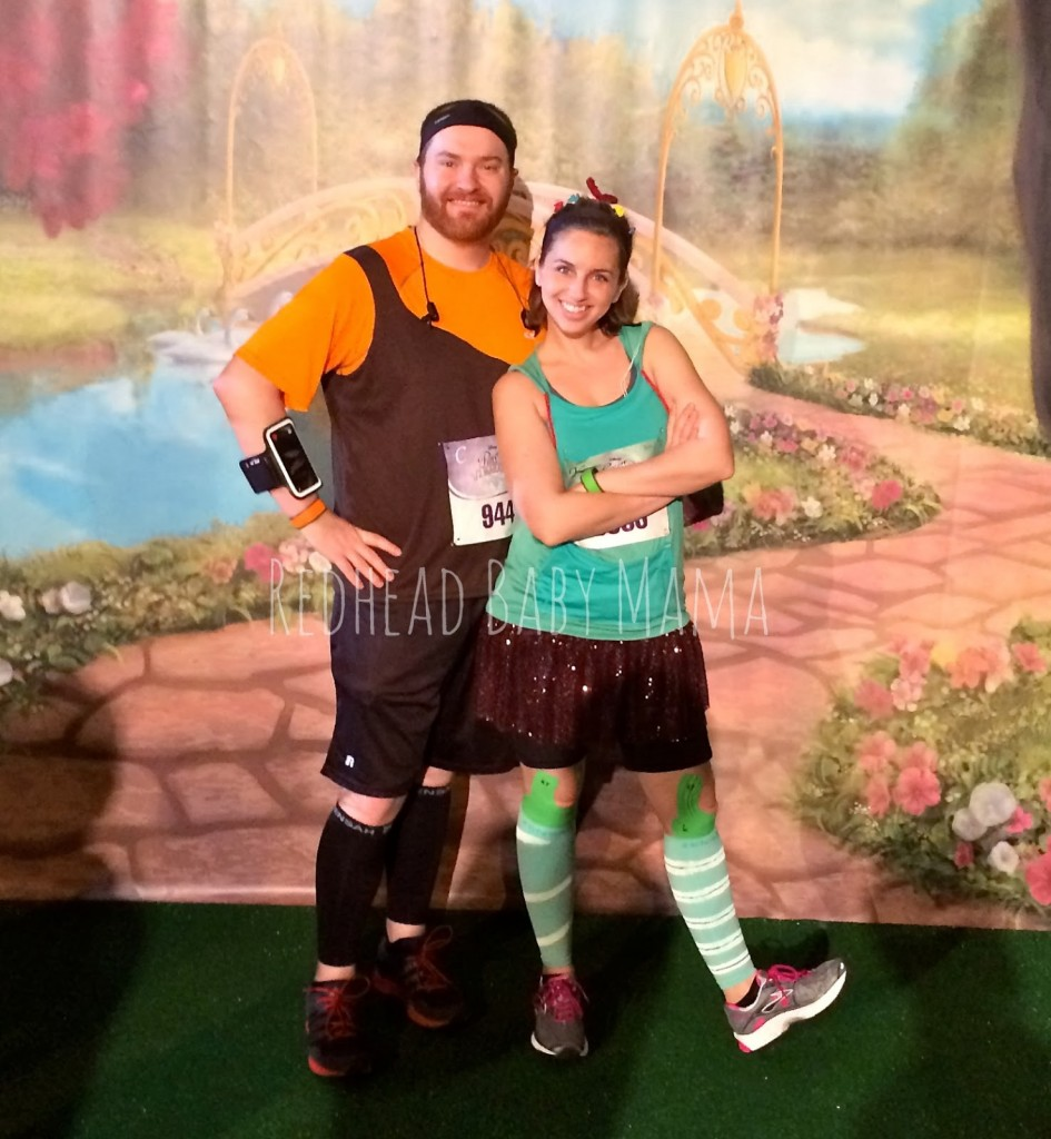 rundisney Vanellope and ralph