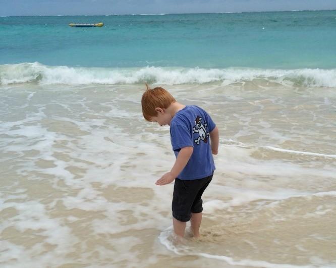 Beaches Turks and Caicos Beach Walk
